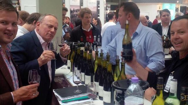 London Wine Fair 2014